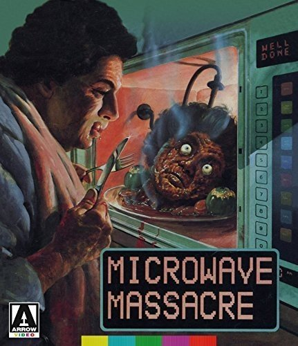 Microwave Massacre (2-Disc Special Edition) [Blu-ray + DVD] (Next Microwave)