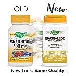 Nature's Way Niacinamide 500mg (Packaging May Vary)