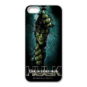 Water Spirit phone Case Hulk For iPhone 5, 5S QQW713176