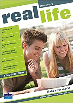 Book Real Life Global Elementary Students Book by Martyn Hobbs (2010-02-18)