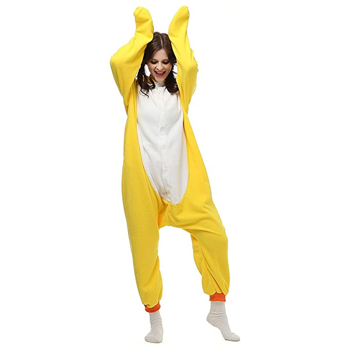 Amazon.com: Superband Animal Cosplay Costume Adult pijamas ...
