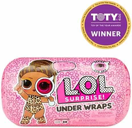 L.O.L. Surprise! Under Wraps Doll- Series Eye Spy 2A