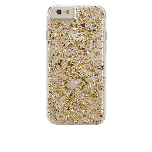 Case-Mate iPhone 6 Case - KARAT - 24k Gold Elements - Slim Protective Design for Apple iPhone 6 / iPhone 6s - Gold