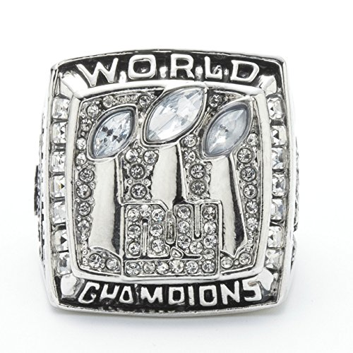 (MVPRING Super Bowl Championship Ring (2007 New York)