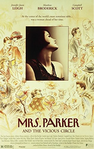 MRS. PARKER AND THE VICIOUS CIRCLE - 27
