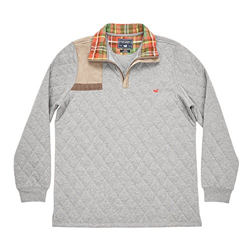 Southern Marsh Carlyle Sporting Collection, Men's Pullover - Carlyle Collection