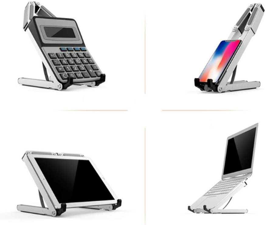 Aluminum Bracket Can Be Adjusted Angle Portable Universal Laptop Stand