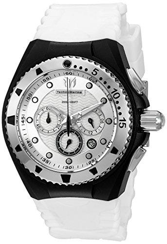 Technomarine Women's TM-115239 Cruise Angel Fish Analog Display Quartz White Watch