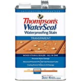 THOMPSONS WATERSEAL 041851-16 Transparent Stain, Cedar by Thompsons Water Seal