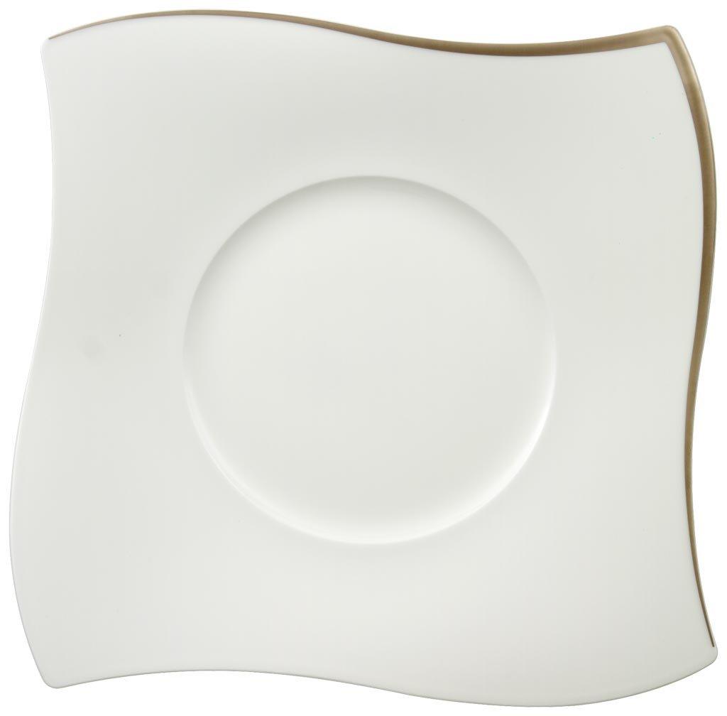 Villeroy & Boch New Wave Premium Platinum Buffet Plate by Villeroy & Boch (Image #1)