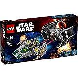 LEGO Star Wars TM - TIE Advanced de Vader vs. A-Wing Starfighter (6136377)
