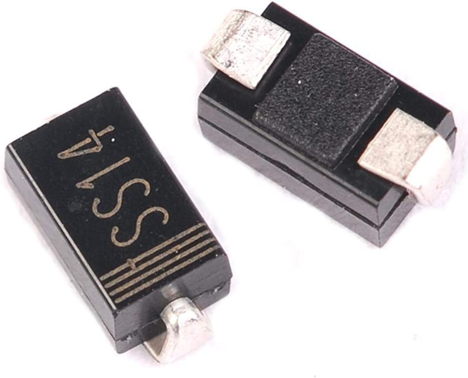 MyColo New for 100pcs SS14 1N5819 SMD Schottky Diode