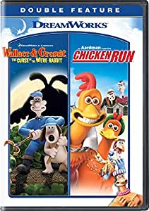 Wallace & Gromit: The Curse of the Were-Rabbit / Chicken Run (Double Feature)