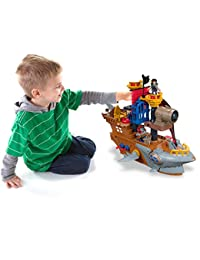 Fisher-Price Imaginext Shark Bite Pirate Ship BOBEBE Online Baby Store From New York to Miami and Los Angeles