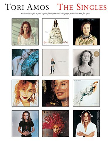 Tori Amos: The Singles (Single Sheet Music)