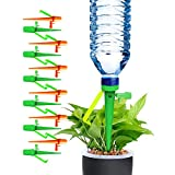 TGTP Plant Self Watering Spikes Devices, 12 Pack