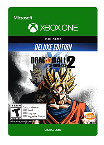 Dragon Ball Xenoverse 2: Deluxe Edition - Xbox One Digital Code by Bandai