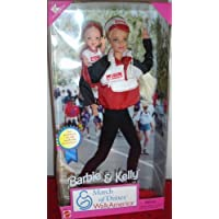 Barbie y Kelly March of Dimes Walk America NIB NUEVO