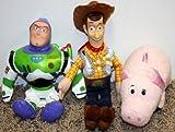Disney Toy Story Plush Bean Bag Set with 12