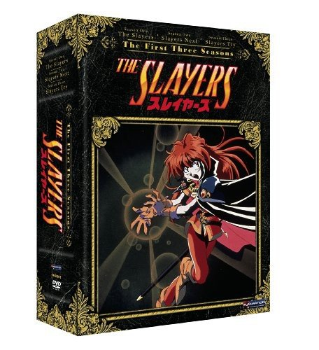 (Slayers: Seasons 1-3 Box Set)