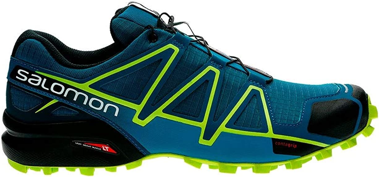 Salomon Chaussures Speedcross 4: Amazon.es: Zapatos y complementos