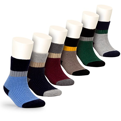 childrens thermal ski socks - 4