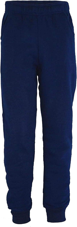 LOTMART Enfants Uni Surv/êtement Pantalon Int/érieur Polaire Bas
