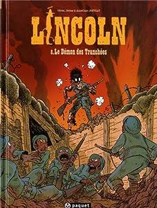 vignette de 'Lincoln n° 8<br /> Le démon des tranchées (Olivier Jouvray)'