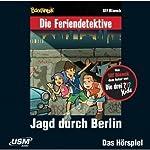 Jagd durch Berlin (Die Baadingoo Feriendetektive) | Ulf Blanck