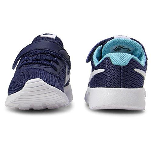 Nike Scarpe Bambino Tanjun TDV 818386 (18.5-401 Binary Blue-White-Vivid Sky)