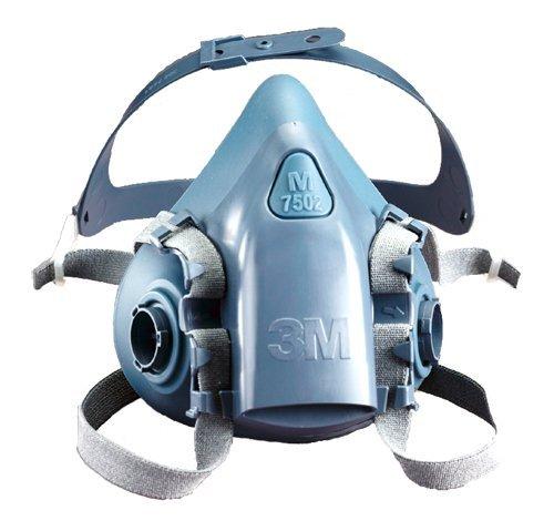 3m 7500 series half mask