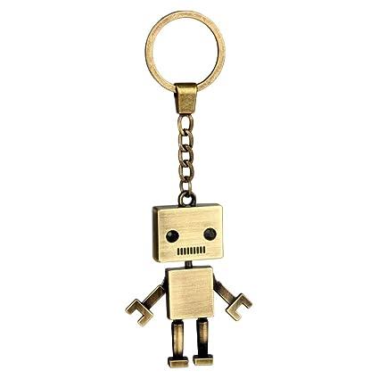 B Blesiya Llavero Regalo - Robot 13x5cm: Amazon.es: Juguetes ...