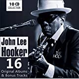 John Lee Hooker:16 Original Albums