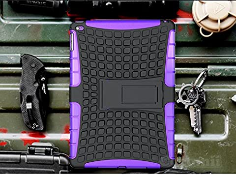 iPad Air 2 Case, Cocomii Grenade Armor NEW [Heavy Duty] Premium Tactical Grip Kickstand Shockproof Hard Bumper Shell [Military Defender] Full Body Dual Layer Rugged Cover Apple (Cool Ipad Air Case)