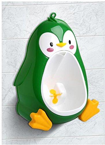 Coscelia Urinario Groove PP Pingüino de Niños /Bebé de Rana de Vertical-Ayudante de Mamá (#2)