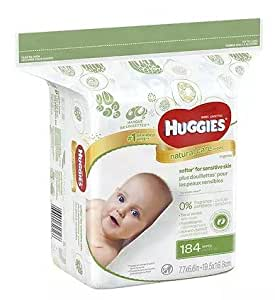 Amazon Com Natural Care Fragrance Free Baby Wipes