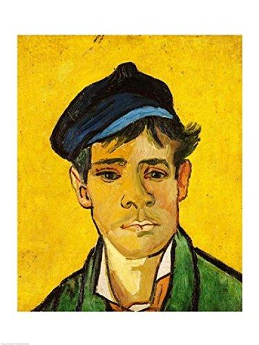 van gogh giovane uomo con cappello