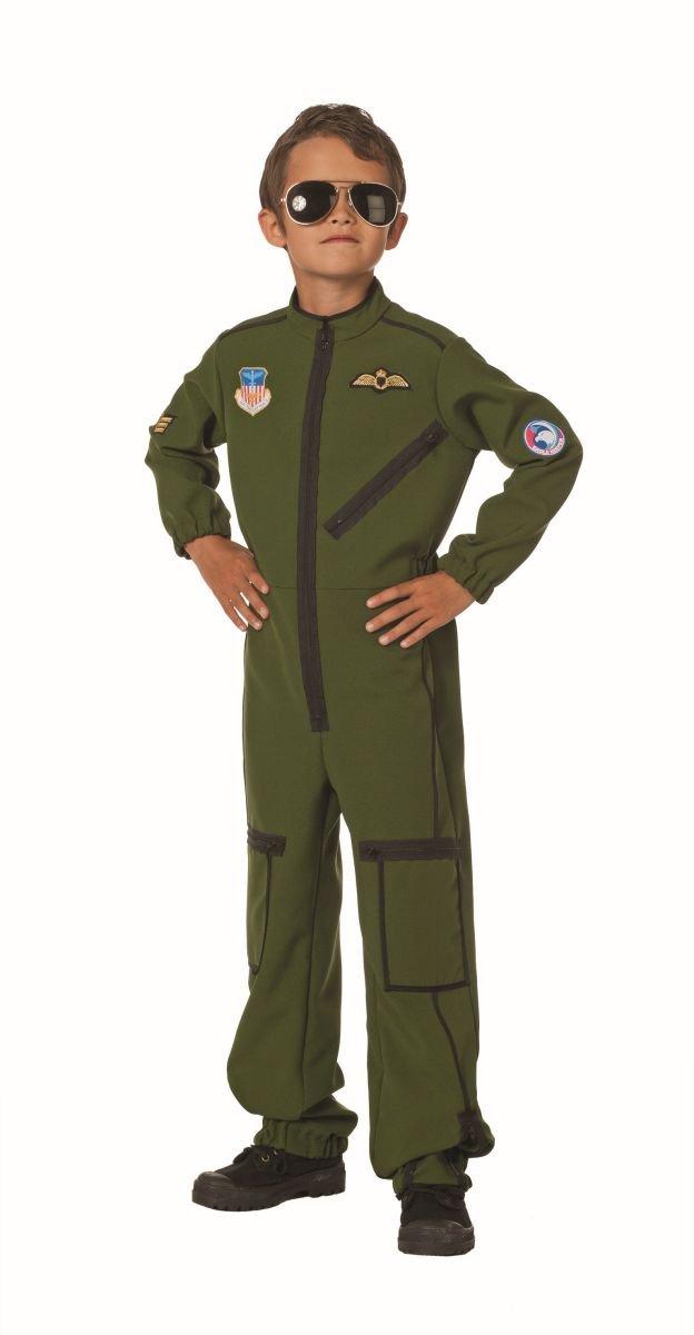 Wilbers Karnaval - Disfraz de aviador unisex, talla 164: Amazon.es ...