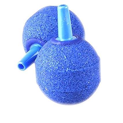 qingsb Air Stone - Aireador de oxígeno hidropónico para Acuario o pecera