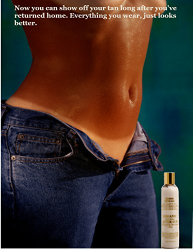 Bronzo Sensualé After Sun and Sun Tan Extender Carrot Lotion 8.5 Ounces by BRONZO SENSUALE (Image #2)