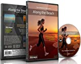 Fitness Journeys - Along the Beach, for indoor walking, treadmill and cycling workouts