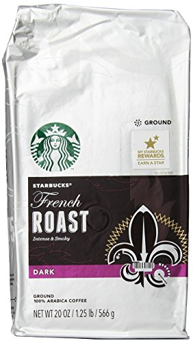 Starbucks French Ground Coffee 20 Ounce product image