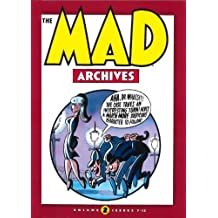 Mad Archives Volume 2 HC by Various (2012) Hardcover