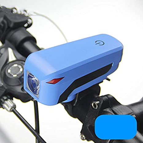 Kenthia T6 - Faro para bicicleta (USB, carga eléctrica), color ...