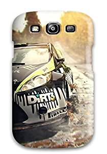 Galaxy S3 Cover Case - Eco-friendly Packaging(dirt 3 2011 Game)