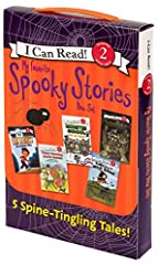 The five gently spine-tingling, funny stories in this Level Two I Can Read box set are sure to delight early readers. Titles include:                                  Flat Stanley and the Haunted House                         ...