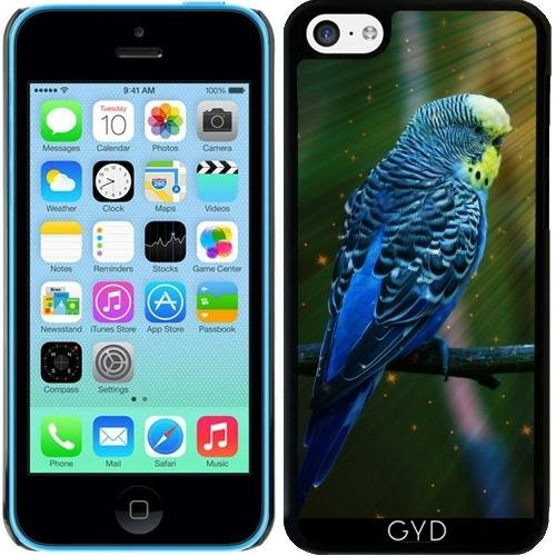 Coque pour Iphone 5c - Perruche by WonderfulDreamPicture