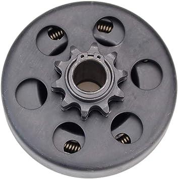 Gorgeri 19mm Bore 10 Teeth Engine Centrifugal Clutch 3//4 40//41//420 Chain for Go Kart//Mini Bike//ATV//Snowmobile
