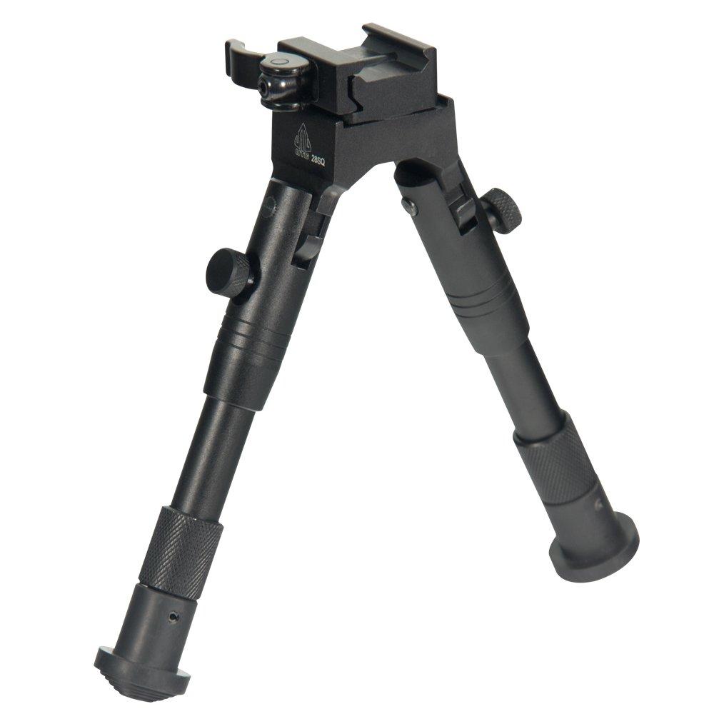 UTG New Gen Med Pro Shooters Bipod, Quick Detach, 6.2''-6.7'' by UTG