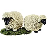Design Toscano Counting Sheep Garden Statues Set, Medium/Large Review